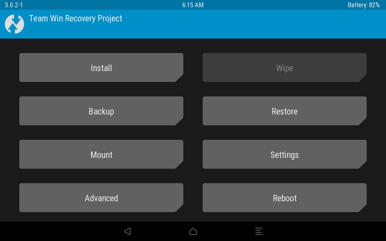 How to wipe in TWRP properly? | Custom Rom Development by Android